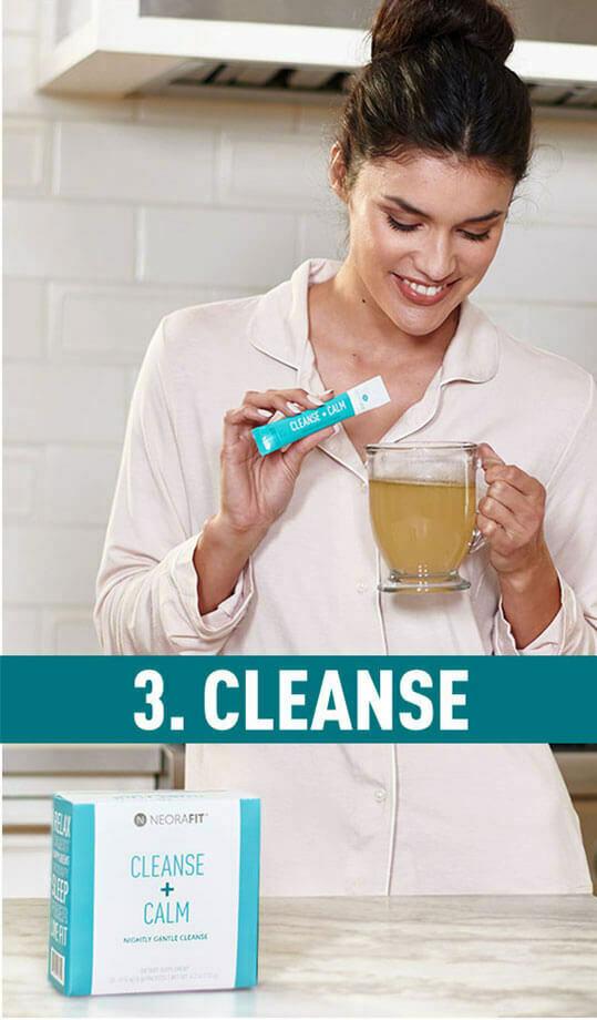 Neora - Neorafit - Slim Skin / Block Balance / Cleanse Calm - SALE - Fit - New 3