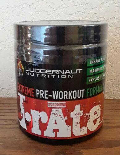 Juggernaut Nutrition Irate OG choose flavor
