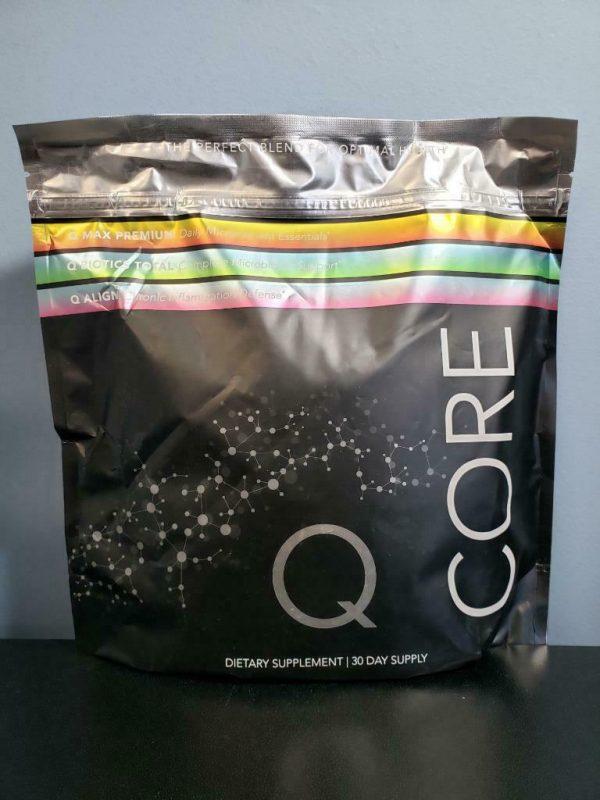 Q Sciences Q Core 30 Day Supply - New! Q Max Premium Biotics Total Align