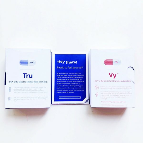1 Month Truvy (TruVision Health) Weight Loss Combo - Diet Pills - 30 Day Supply 2