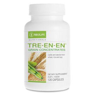 NeoLife TRE-EN-EN (Sterols & Lipids Grain Concentrate) Cell Food 120 Capsules