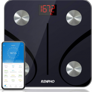 Bluetooth Body Fat Scale Digital Weight Scale Composition Analyzer BMI Scale 1