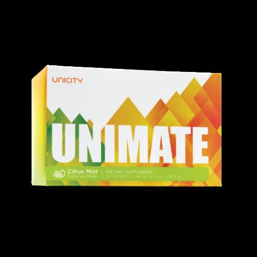 Unimate Yerba Mate Blend by Unicity - New Sealed