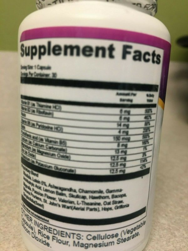 Gluco Shield Pro Blood Sugar Glucose Metabolism 2 pack (2x30 capsules) 1