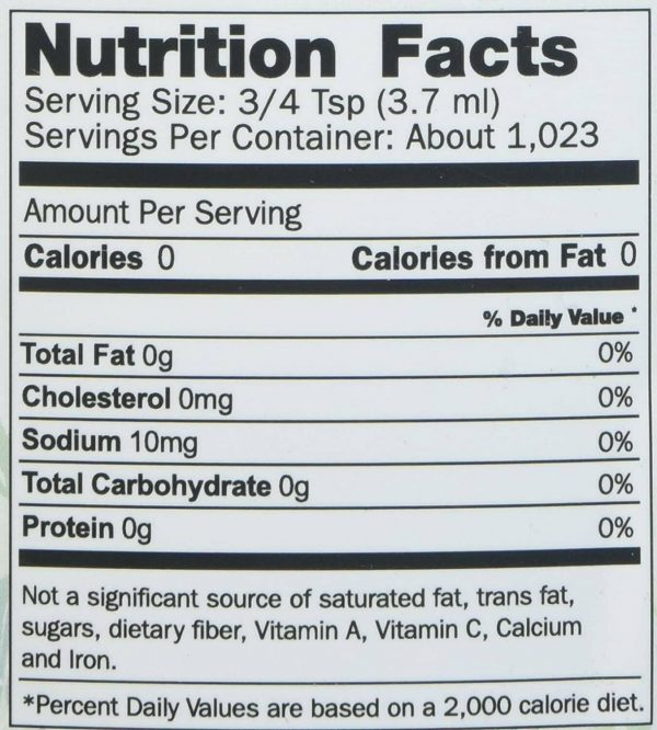 Willard Water Dark XXX Multi-Vitamin, 128 Fluid Ounce 2