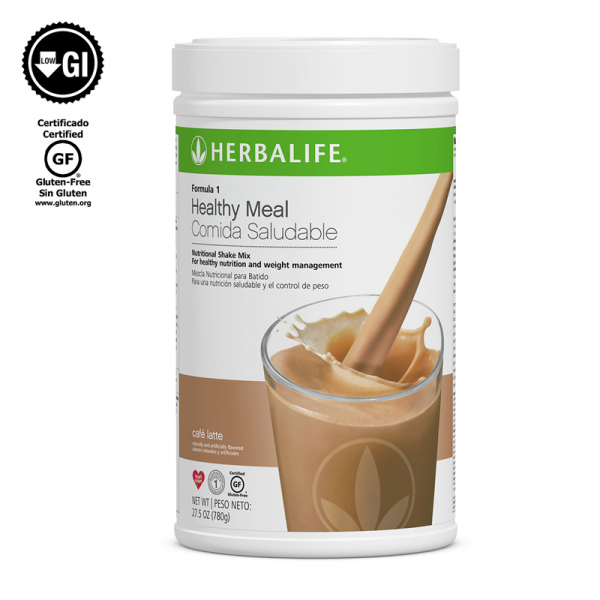 HERBALIFE FORMULA 1 SHAKE MIX, PROTEIN SHAKE, ALOE CONCENTRATE AND HERBAL TEA 3
