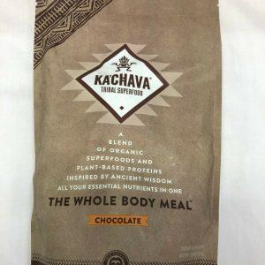 Ka'Chava KaChava Meal Replacement Shake Chocolate 32.8 oz Bag = 15 meals 06/2022 1