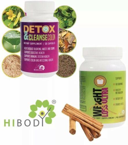 Hibody Detox + Weight Loss