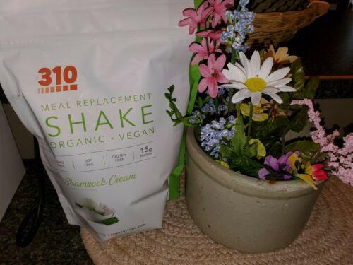 310 SHAMROCK CREAM ORGANIC MEAL REPLACEMENT SHAKE NEW
