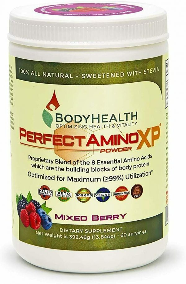 Perfect Amino XP - Mixed Berry (60 Servings)