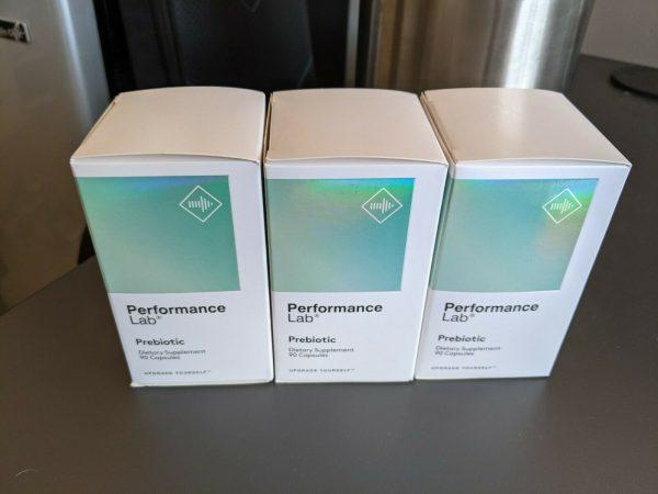 Performance Lab Prebiotic (3 boxes)