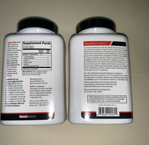 Basic Research GF-9 Dietary Supplement 168 Capsules(2) bottles exp.12/2022 2
