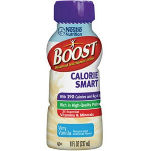 NESTLE 1 CA/24 EA Boost Calorie Smart 8 oz., Vanilla Delight 00041679473733 CHOP
