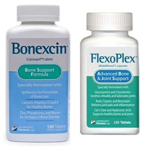 Bonexcin Flexoplex Joint Support Prevent Bone Loss