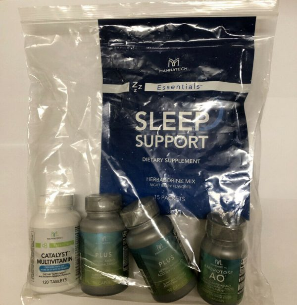 Mannatech® Optimal Support - OSP Bottled Replacement
