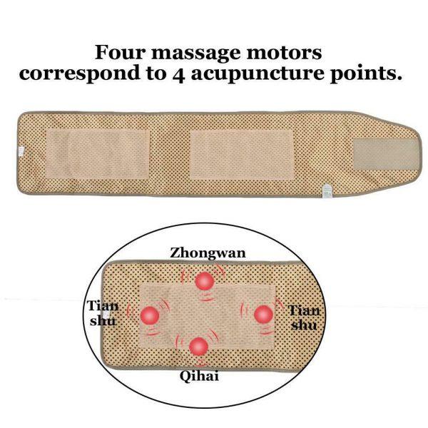 FIR Infrared Sauna Body Slimming Fat Burning Heating Belt Body Fitness Sculpting 6