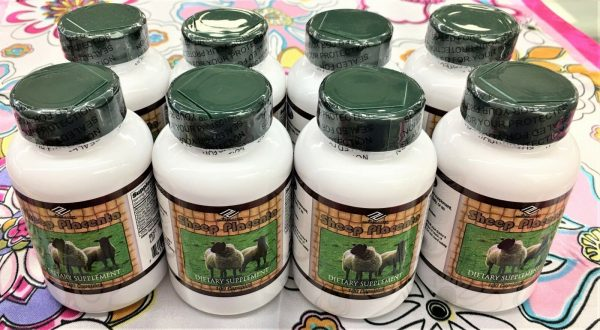 Nu-Health Sheep Placenta Complex 100 Capsules Dietary Supplement Pack of 8. USA 1