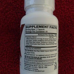 """SKALD""... Oxydynamic Fat Scorcher...60 Caps...Brand NEW & Factory Sealed!!!!! 1"