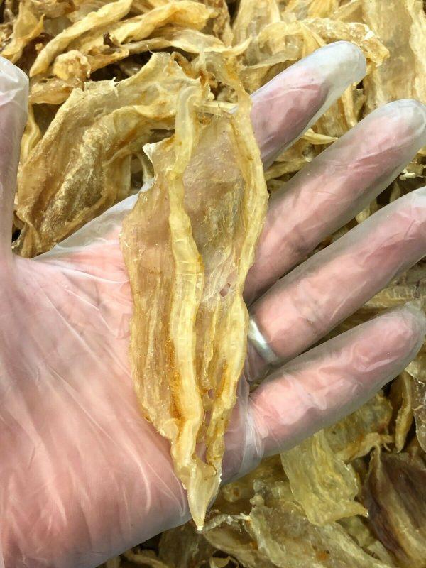 Natural Dried Fish Maw半磅装/1磅装/超靓南美洲天然野生蝴蝶胶,黃花鱼胶(纽约总经销) 10