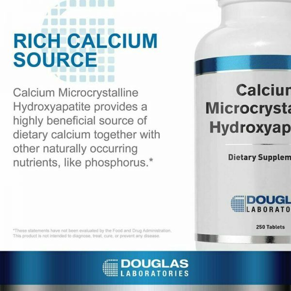 Douglas Laboratories - Calcium Microcrystalline Hydroxyapatite -...  6