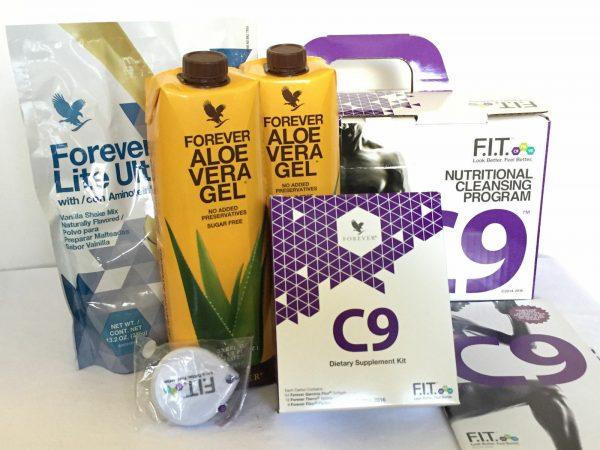 Clean 9 Forever Living Aloe Gel Detox Program-Vanilla HALAL/KOSHER - great deal 3