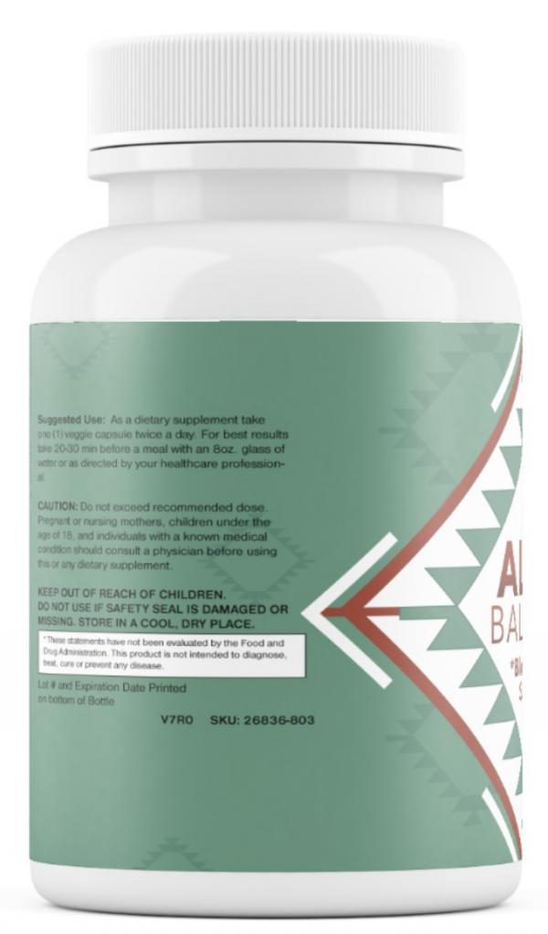 2 Bottles Altai Balance Supports Blood Sugar, Glucose Metabolism 60 Capsules 2