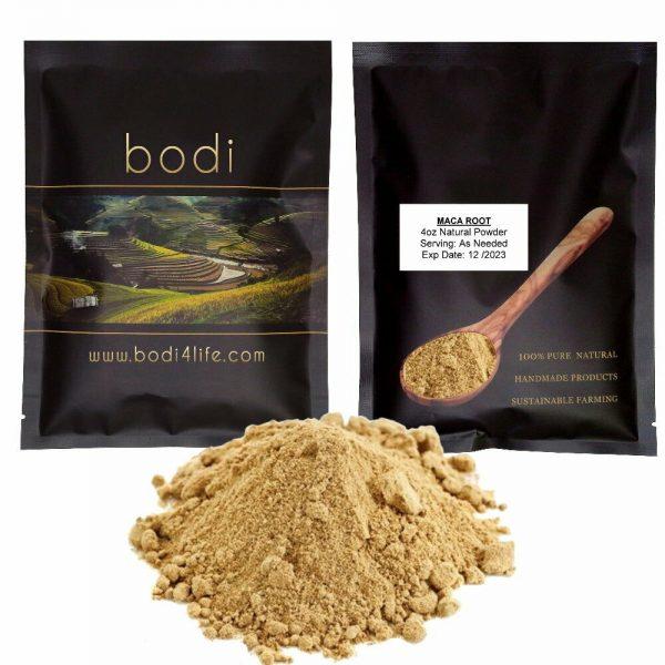 Maca Root Powder - 100% Pure Natural Chemical Free (4oz > 10 lb)