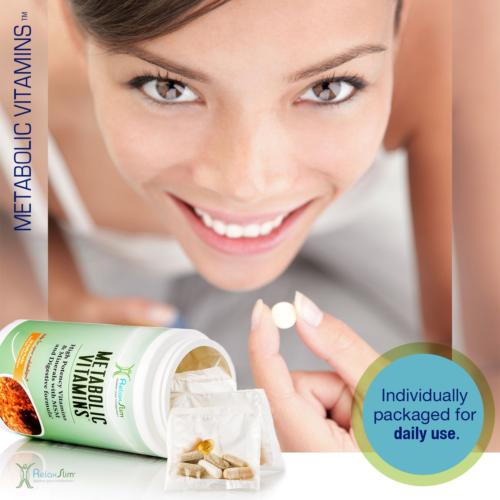 NaturalSlim Metabolic Vitamins,Formulated By Metabolism & Weight Loss Specialist 4