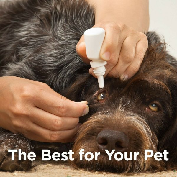 OcluVet Eye Drops for Pets - Scientifically Formulated, Patented, and Clinica... 2