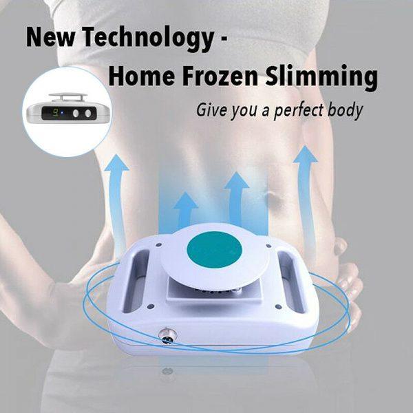 Cold Fat Freeze Body Slim Slimming Weight Loss Machine Cryolipolysis Lipo Belt 1
