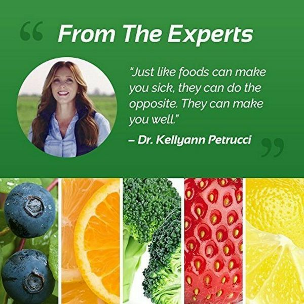 Grown American Superfood: 31 Organic Whole Fruits & Veggies in Every Scoop! (2) 8