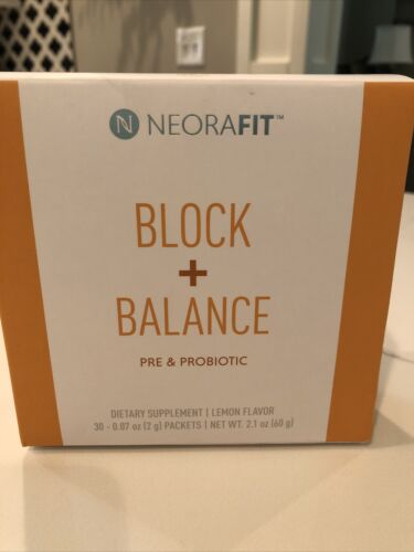 Neora Neorafit Slim Skin/Block Balance/Cleanse Calm Vegan Gluten soy free nonGMO 4