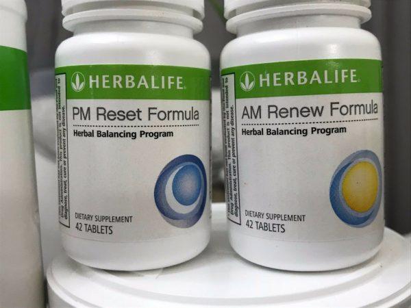 HERBALIFE Digestive Health Program, Herbal Aloe, 21 Day Balancin - Active Fiber 5
