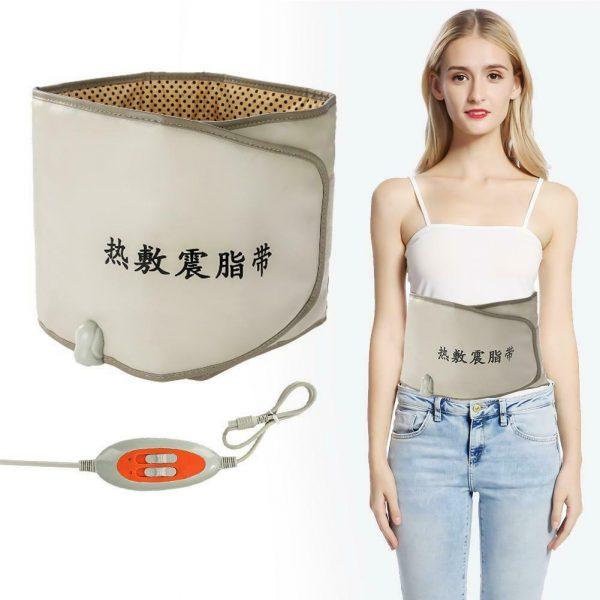 FIR Infrared Sauna Body Slimming Fat Burning Heating Belt Body Fitness Sculpting