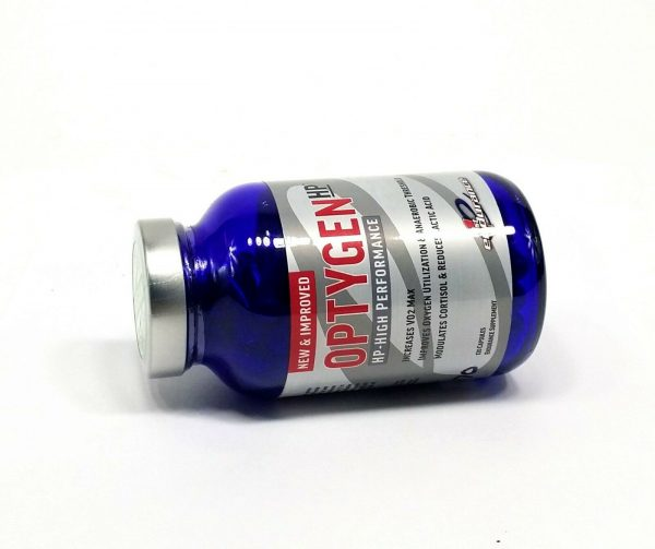 First Endurance Optygen HP High Performance Supplement 120-Capsules Increase VO2 3