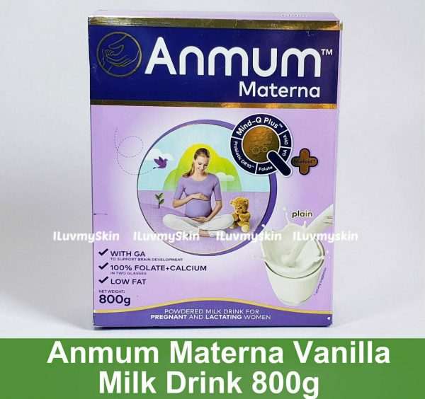 ANMUM Materna Powdered Milk Drink for Pregnant Women VANILLA (800g)  3