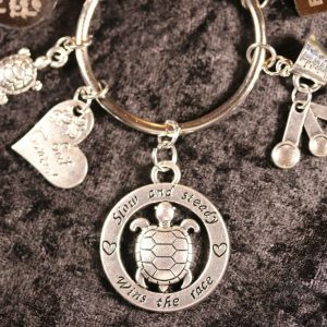 Slow and Steady Wins the Race! Turtle Weight Loss Charm for WW Ring 1