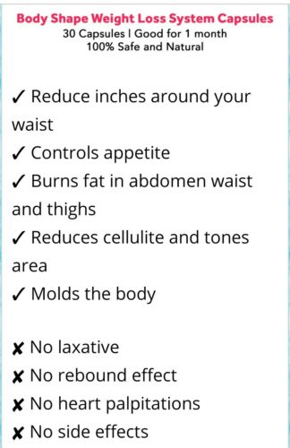 Adipotr¡m & Body Shape 100% NATURAL FDA CLEARED 10