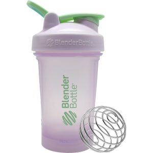 Blender Bottle Special Edition Classic 20 oz. Shaker with Loop Top - Amethyst 1