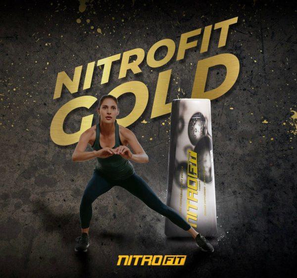 Nitrofit Gold Edition High Performance Fat Burner/Potente Quema Grasa Natural  1