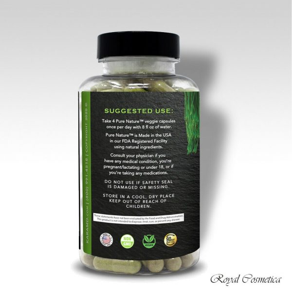 KaraMD Pure Nature Greens Fruit Vegetable Antioxidant Superfood Immunity Boost 1