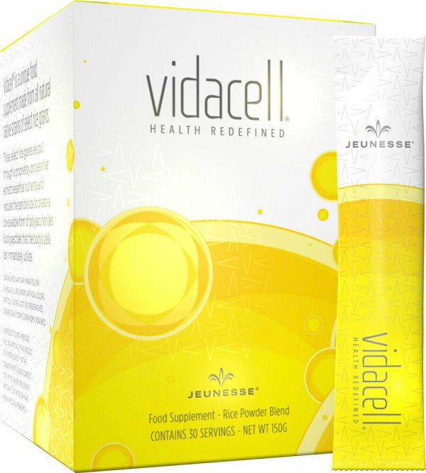 Vidacell by Jeunesse / Rice Powder Supplement / New / Use by Date 10/01/2023