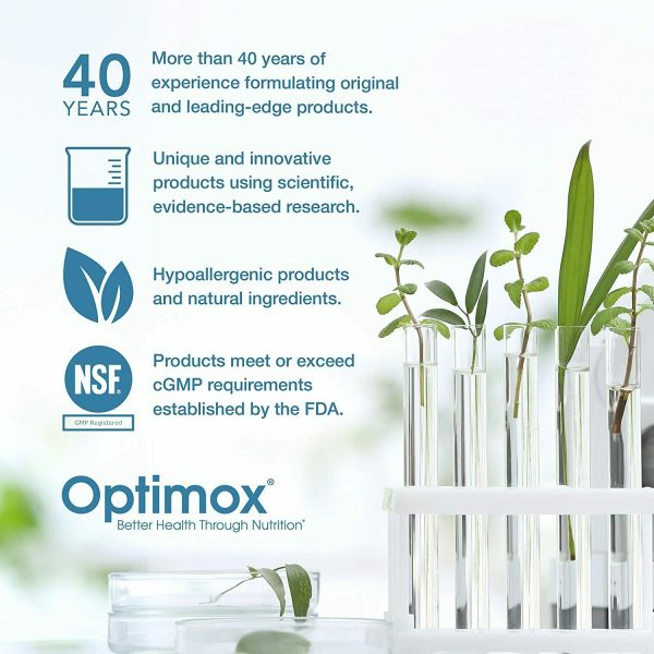 Optimox Iodoral IOD-50 LARGE 120 TABLETS High Potency Lugol Solution EXP. 06/21 4