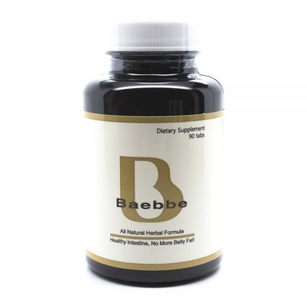 NSD Herbal BAEBBE World's Best Colon Intestine Cleanse - 90 Tabs LOSE BELLY FAT