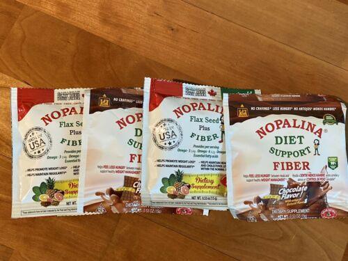 5 pckNopalina Flax Seed Plus 240 cap & Free Samples 3