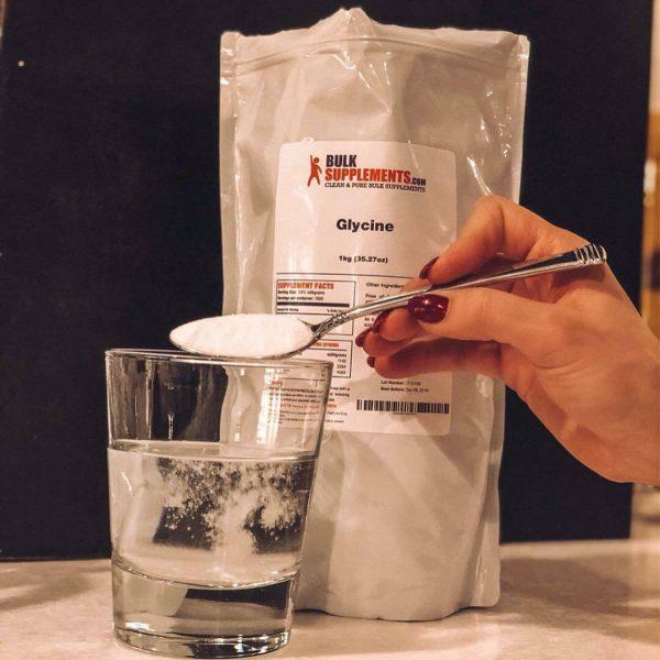 BulkSupplements.com Glycine - Sleep Supplement - Amino Acids Supplement 2