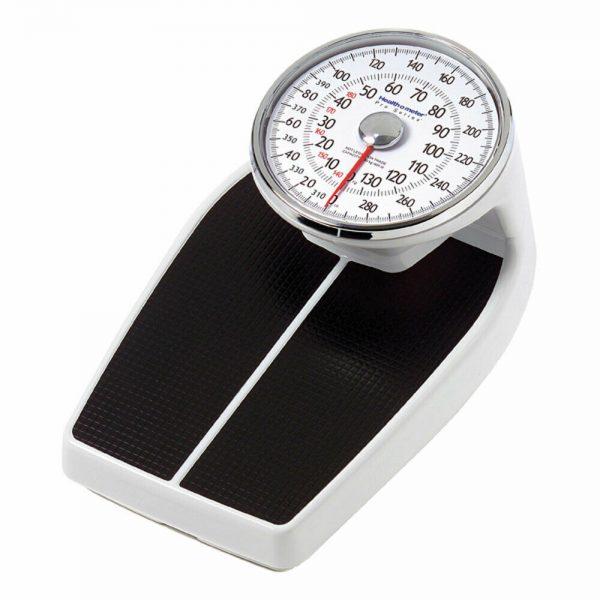 Healthometer 160KL 400 lb/180Kg Capacity Raised Dial Floor Scale