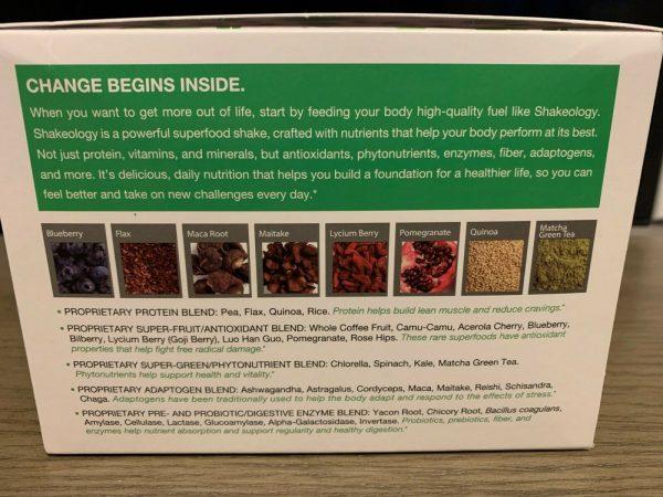 Shakeology Plant Based Vegan 24 Packets Chocolate,Vanilla and Café Latte SEALED 1