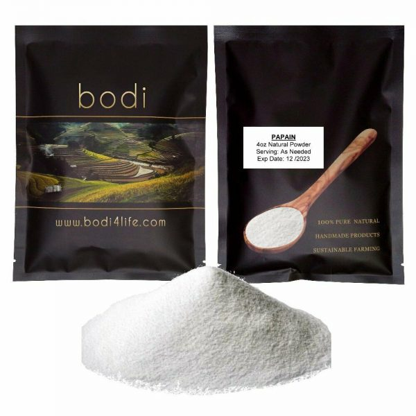 Papain Powder 100u/mg Proteinase - 100% Pure Natural Chemical Free (4oz > 5 lb)