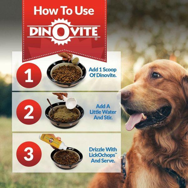Dog Supplement - Immune + Digestive, Skin + Coat Support, Vitamins, Miner... New 3